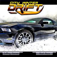 City Winter Drift