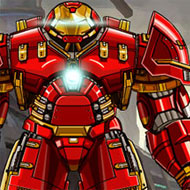 Ironman Hulkbuster
