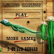 Lizard Cannon