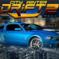 City Winter Drift 2