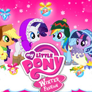 My Little Pony Winter Fashion