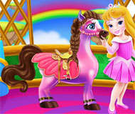 Princess Pony Caring