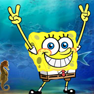Spongebob Power Kick